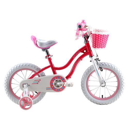 Детский велосипед Royal Baby Stargirl RB16G-1 (RB16G-1R)