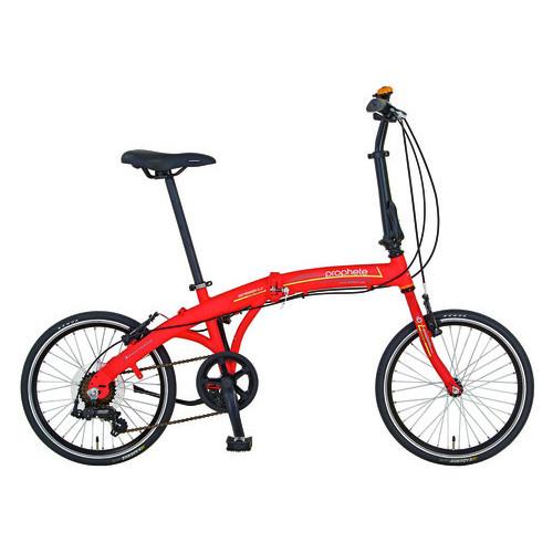 Велосипед складной Prophete Geniesser 6.2