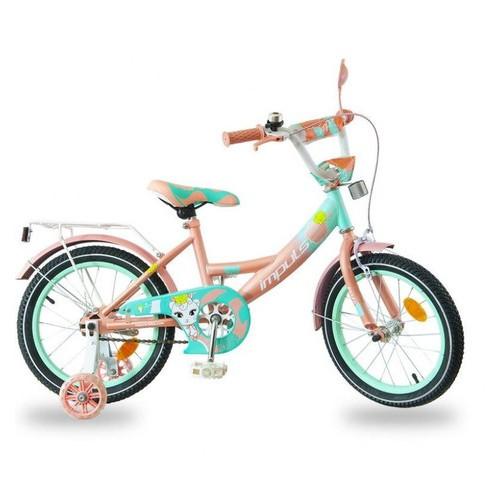 Велосипед Impuls Kids 16 карамельный