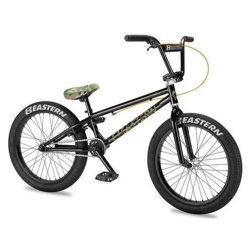 Велосипед Eastern BMX Lowdown 20 Black camo 2020