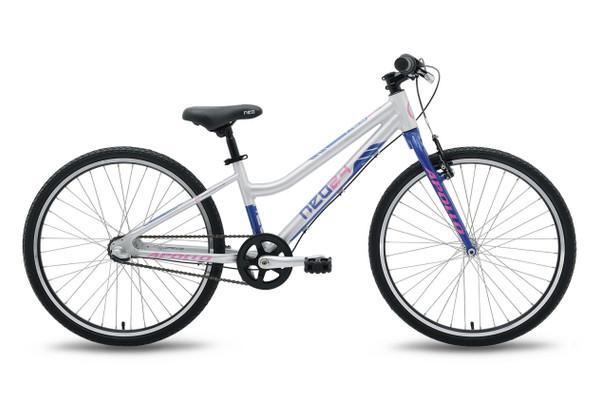 Велосипед Apollo 24 Neo 3i girls Blue/Pink 2018 (SKD-89-10)