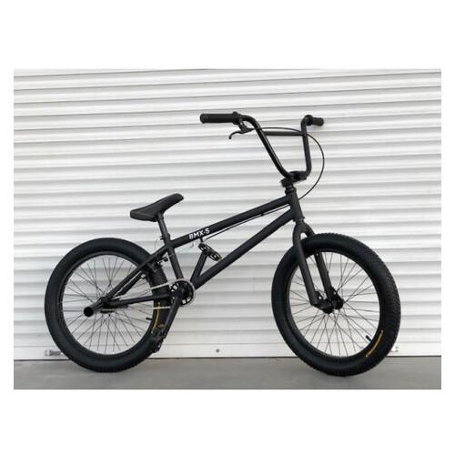 Велосипед bmx с пегами Top Rider X 5 20 Черный