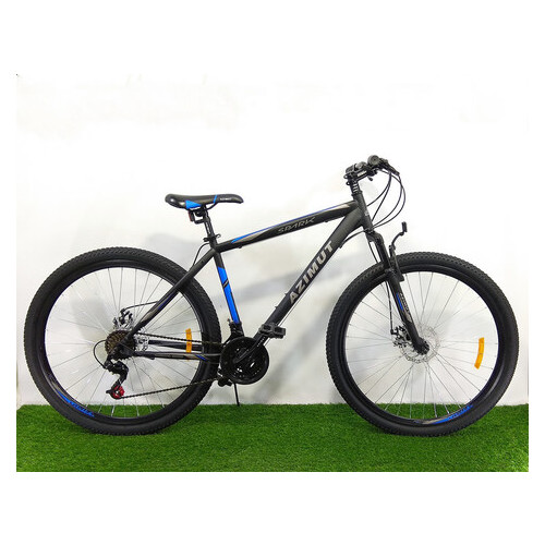 Горный велосипед Azimut Spark 29 GD+ (21 рама)
