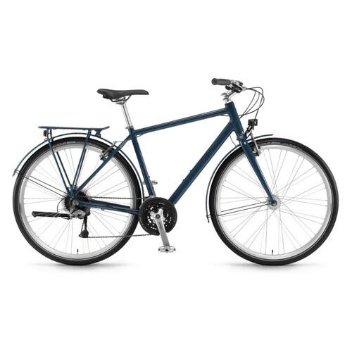 Велосипед Winora Zap men 28, рама 51 см, деним синий,  2019