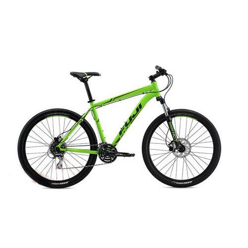 Велосипед горный Fuji Nevada 27.5 1.6 Зеленый