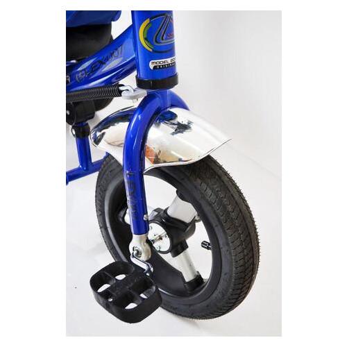 Велосипед детский трехколесный Lexus Trike Air колеса 12/10 синий