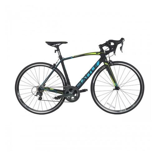 Велосипед шоссейный Battle wind 3.0 28 серо-синий рама 51см