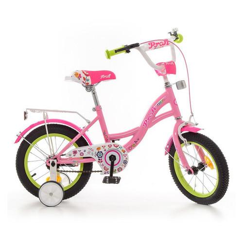 Велосипед детский Profi 12 Bloom Y1221 Pink