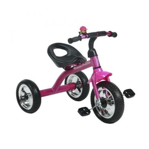 Велосипед трехколесный Lorelli A28 Pink/Black