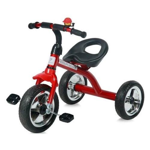 Велосипед трехколесный Lorelli A28 Red/Black