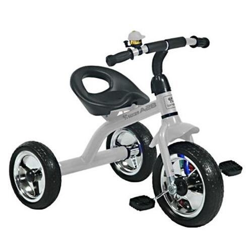 Велосипед трехколесный Lorelli A28 grey