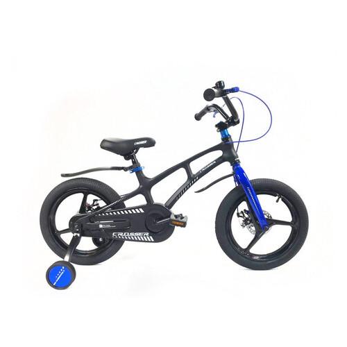 Детский велосипед Crosser Magn Bike 16 синий