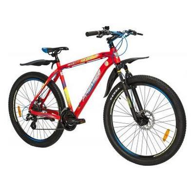 Велосипед Premier Tsunami 27 Disc 20 Neon Red 2018 (SP0004691)
