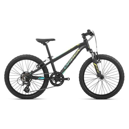 Велосипед Orbea MX 20 XC 19 Black-Pistachio