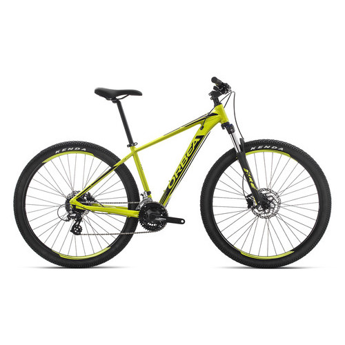 Велосипед Orbea MX 29 50 19 XL Pistachio-Black