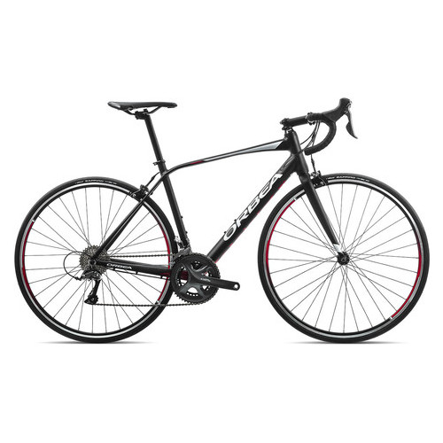 Велосипед Orbea AVANT H60 19 53 Black Red White (J10053H3)