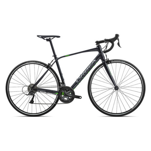 Велосипед Orbea AVANT H60 19 55 Black Anthracite Green (J10055H1)