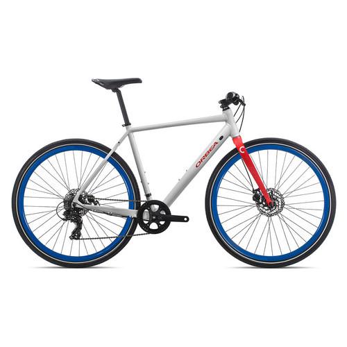 Велосипед Orbea CARPE 40 19 M White Red (J42053QP)