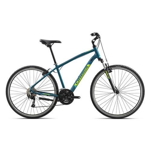 Велосипед Orbea Comfort 20 19 L Blue Green (J40418QN)