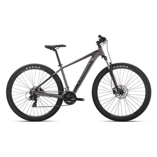 Велосипед Orbea MX 27 60 19 S Silver Black (J20015DC)
