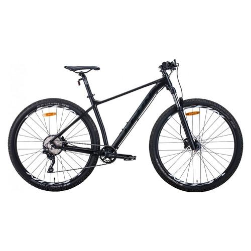 Велосипед AL 27.5 Leon XC-60 AM с локаутом HDD рама 16 Черный (м) 2020 (OPS-LN-27.5-073)