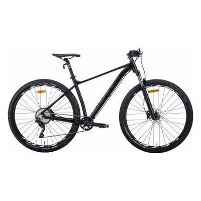 Велосипед Leon 27.5 XC-60 AM с локаутом HDD рама-16 Al 2020 черный (OPS-LN-27.5-073)