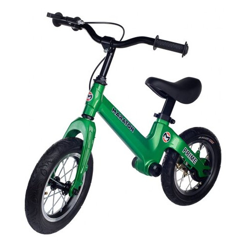 Беговел Maraton Prime (Зеленый металлик)