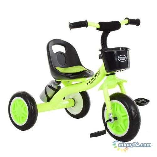 Детский велосипед KidKod M 3197-M-2 с корзиной Салатовый