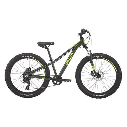 Велосипед Pride 24 Rocco 4.1 хаки 2018 (SKD-52-38)