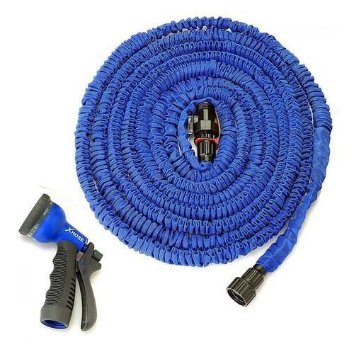 Садовый компактный шланг X-hose 60 м 200FTс водораспылителем.