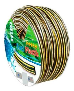 Шланг поливочный Evci Plastik Зебра 3/4, 20 м 4.3 кг