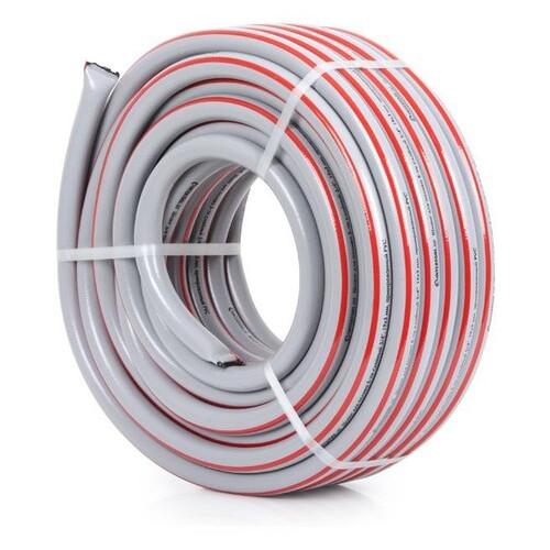 Шланг для полива 5-ти слойный 3/4, 30м, армированный PVC Intertool GE-4143