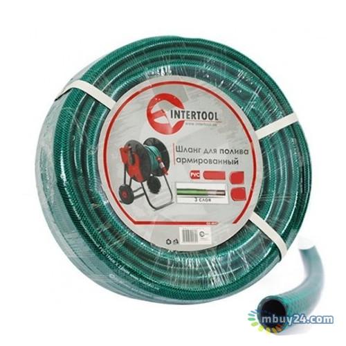 Шланг для полива Intertool GE-4045 (3/4 30 м)
