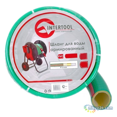 Шланг для полива Intertool GE-4123 (3/4 20 м)