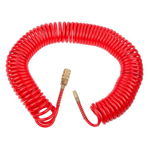 Шланг спиральный Refine PU армированный 15м 5.5x8мм (7013431)