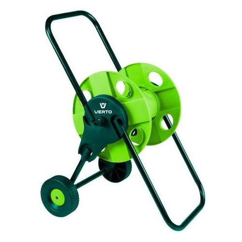 Катушка для шланга Verto на колесах (15G791)