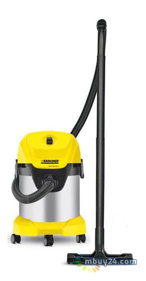 Пылесос Karcher MV 3 Premium + фильтр-мешки (5 шт) (9.610-664.0)