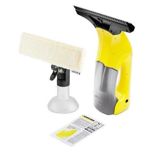 Оконный пылесос Karcher 25.5х25х25.7см Желтый Черный