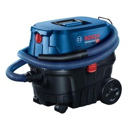 Пылесос Bosch Professional GAS 12-25 PL 1350Вт 25л H13 HEPА. 9кг (JN630.601.97C.100)