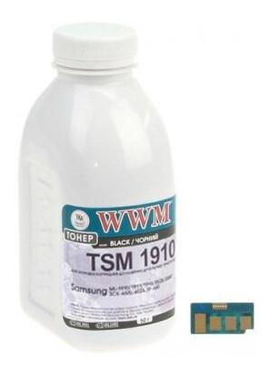 Тонер+ чип WWM Samsung ML-1910 (80гр) (LJ-SET122)
