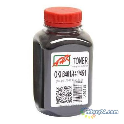 Тонер AHK OKI B401/B441/B451 80г Black (1401318)