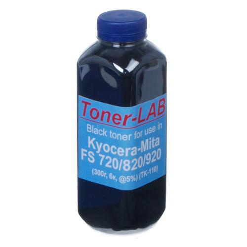Тонер TonerLab Kyocera-Mita FS 720/820/920 (300г, 6к, @5%) (TK-110) (1400210)