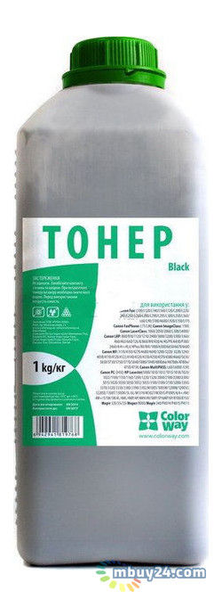 Тонер ColorWay (TB-2030-1) Brother HL-2040/2070, 1000 г