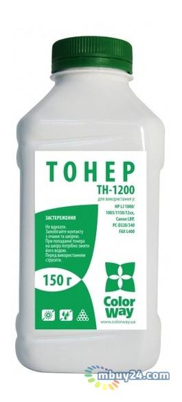 Тонер ColorWay HP LJ 1200 150 г (TH-1200)