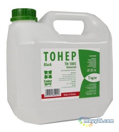 Тонер CW для HP LJ P1005/1006 (1kg) Universal Bottle (TH-1005-1B)