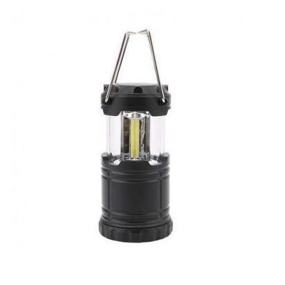 Раскладной туристический LED-фонарь Чемпион черный
