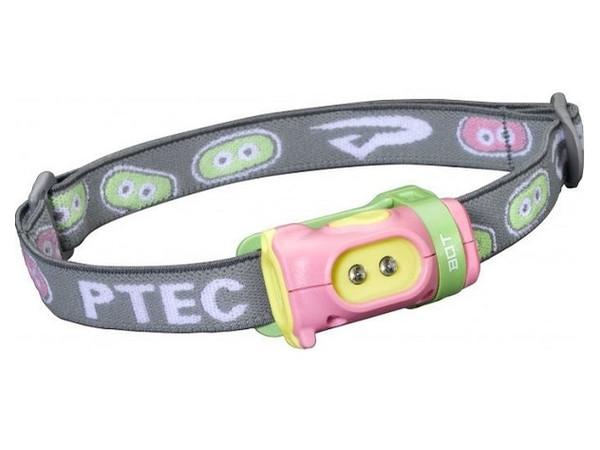Фонарик Princeton Tec Bot LED розовый/зеленый