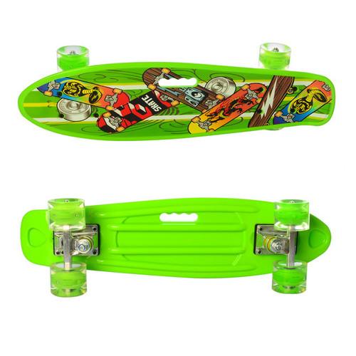 Скейтборд (MS 0749-6Light-Green)