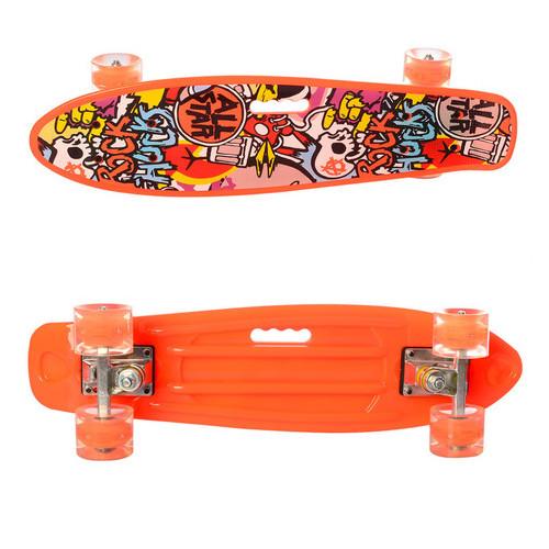 Скейтборд (MS 0749-6Orange)