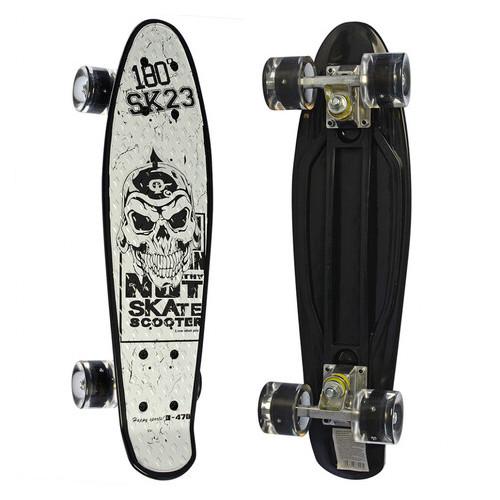 Скейт MS 0749-8 Черный